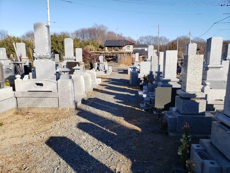 筑西市営 明野墓地