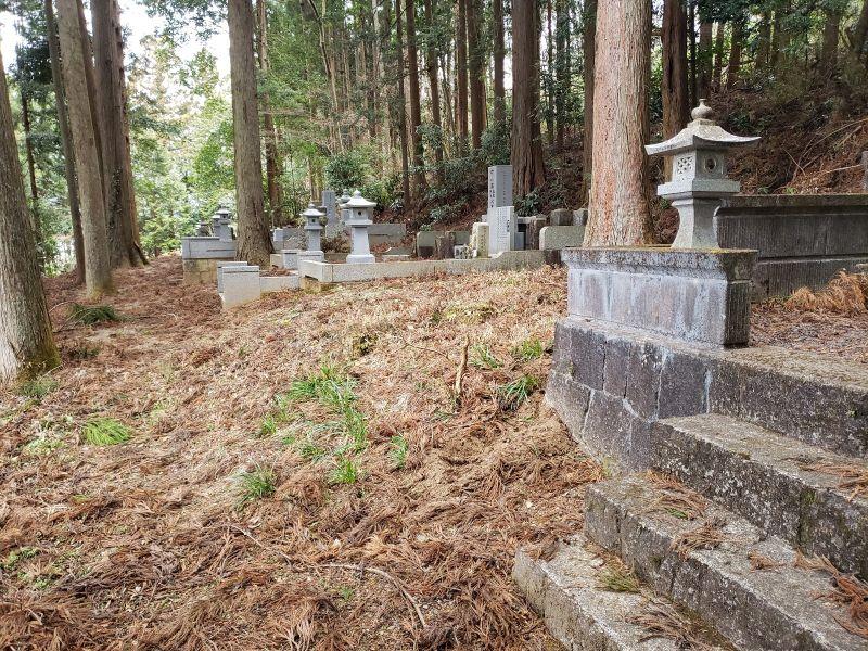 常陸太田市営 折橋霊園