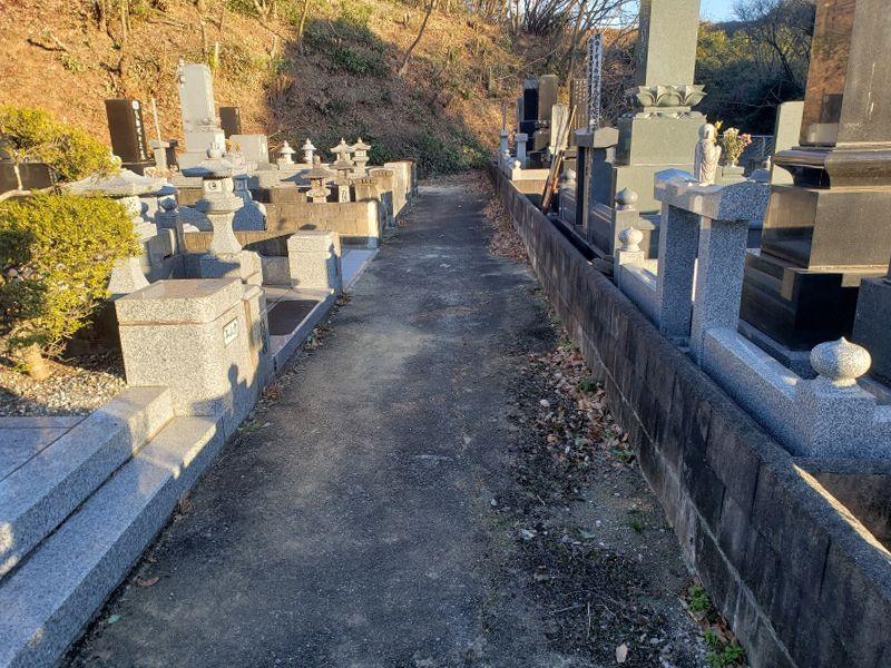 常陸太田市営 松平第二霊園