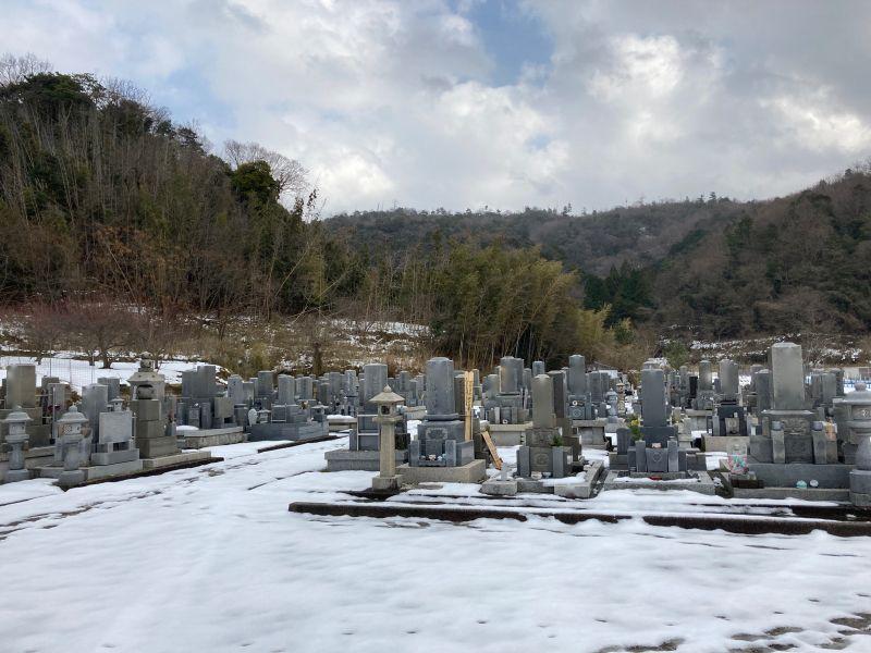 京丹後市営 浜詰墓地