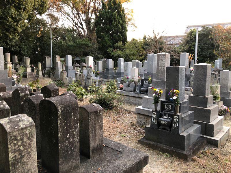 遍照院墓苑