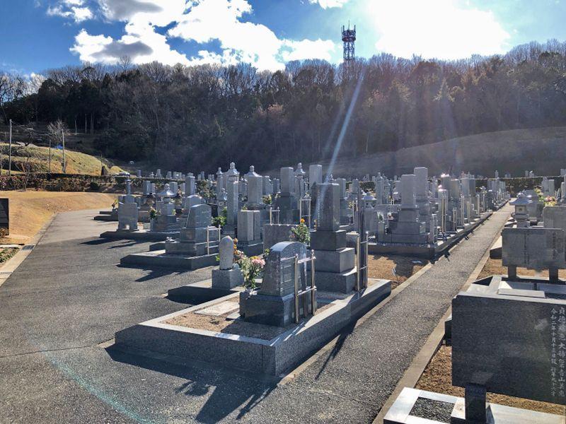 ならづ公園墓地