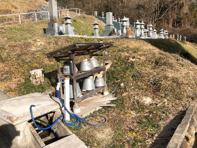 美咲町営 吉ヶ原墓地公園