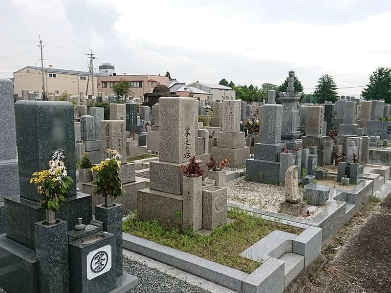 大和高田市営 材木町市営墓地