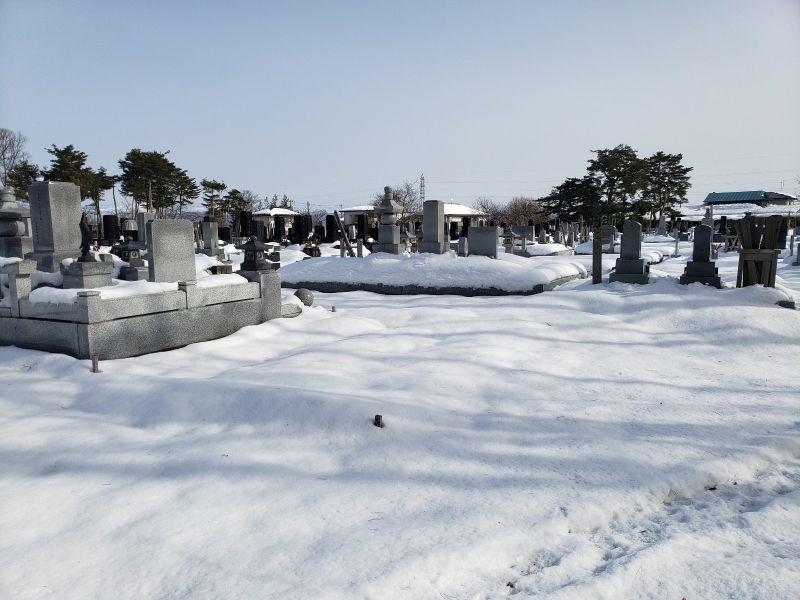 花巻市営 松園墓園