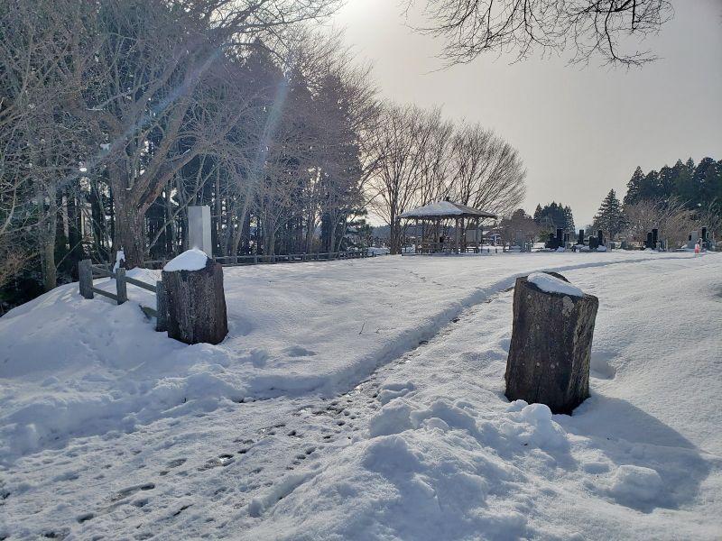 花巻市営 高木墓園