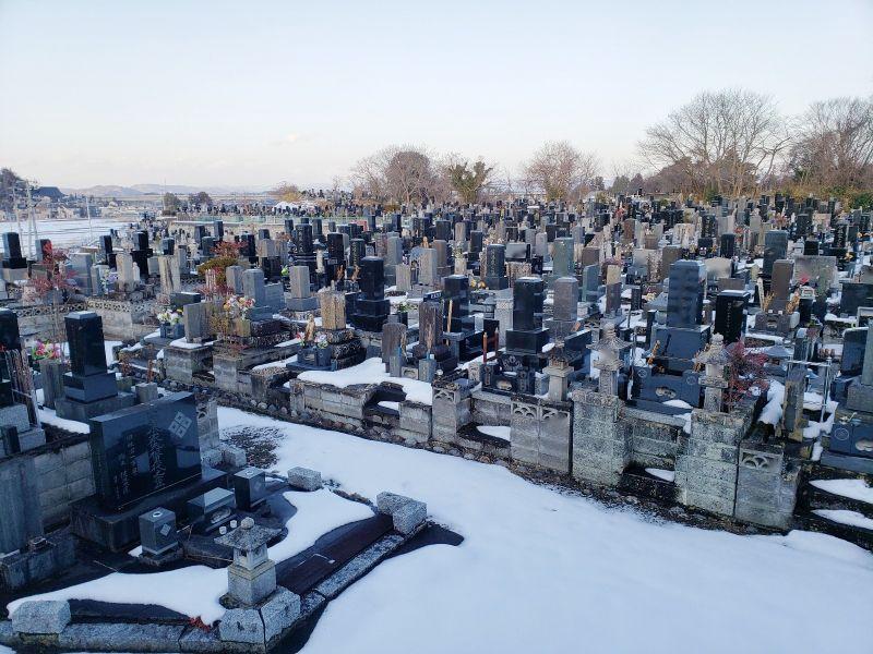 登米市営 佐沼墓地