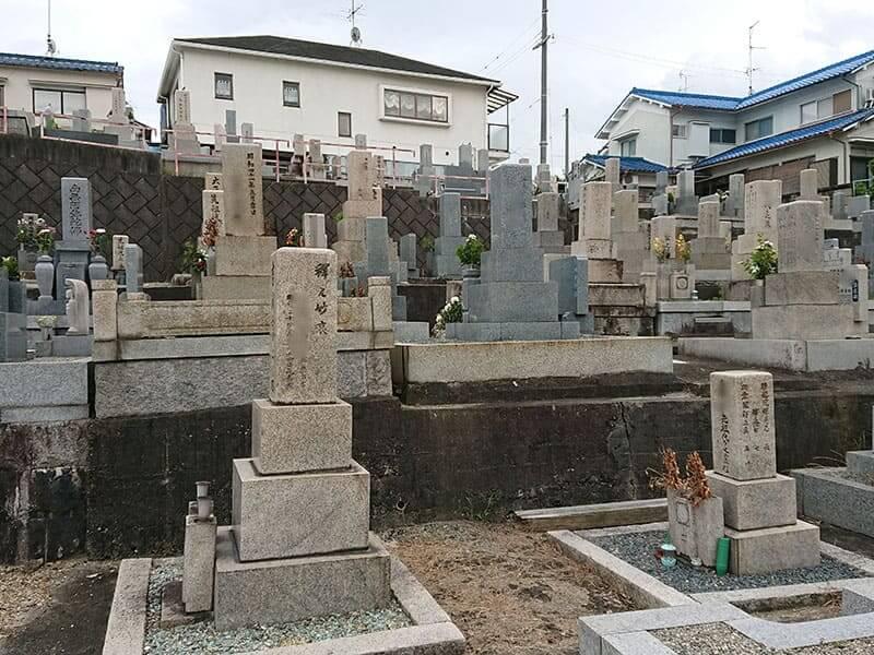 赤坂共同墓地