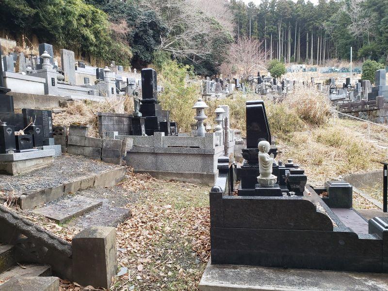 石巻市営 鮎川寺前共同墓地
