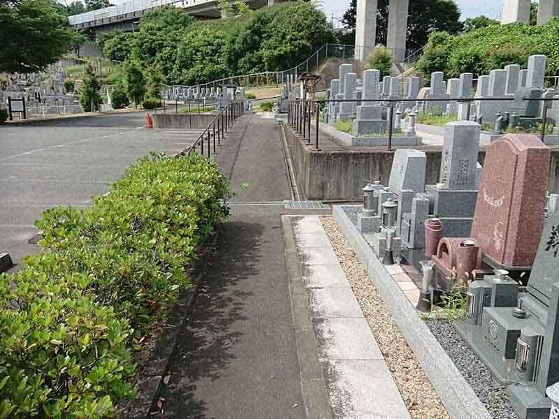 京田辺市営 大住霊園