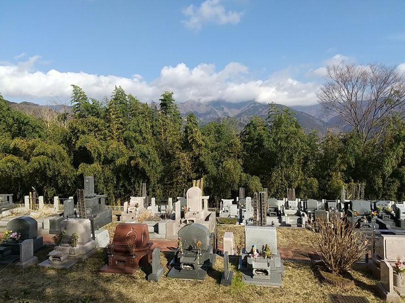 浄花墓園花ピア