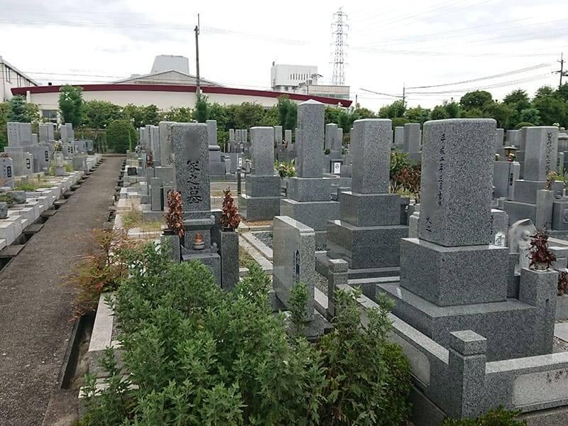 大和郡山市公園墓地
