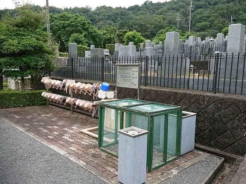 宇治市営 天ヶ瀬墓地公園