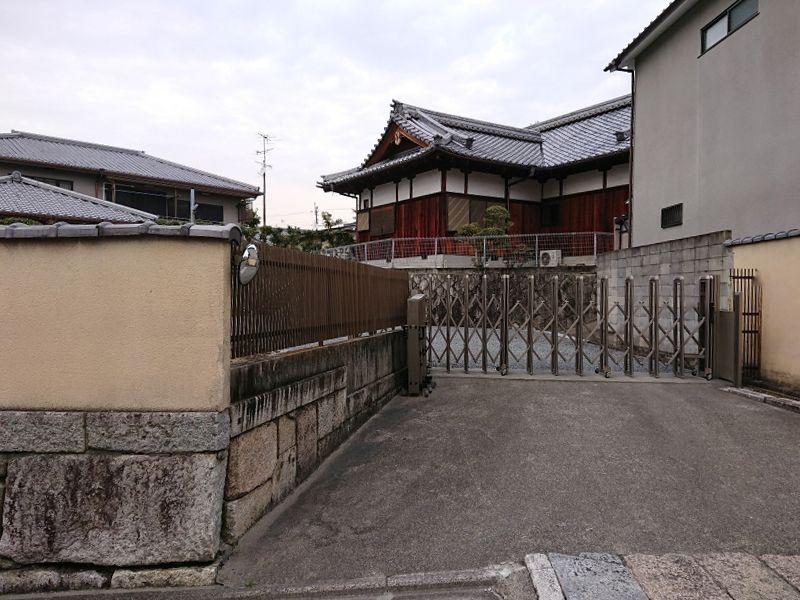 京都霊光寺霊園 久遠霊光廟