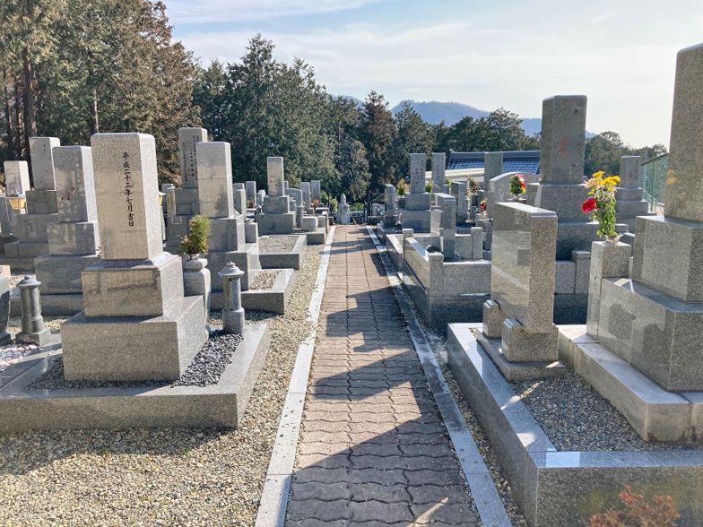 慈恩寺墓苑
