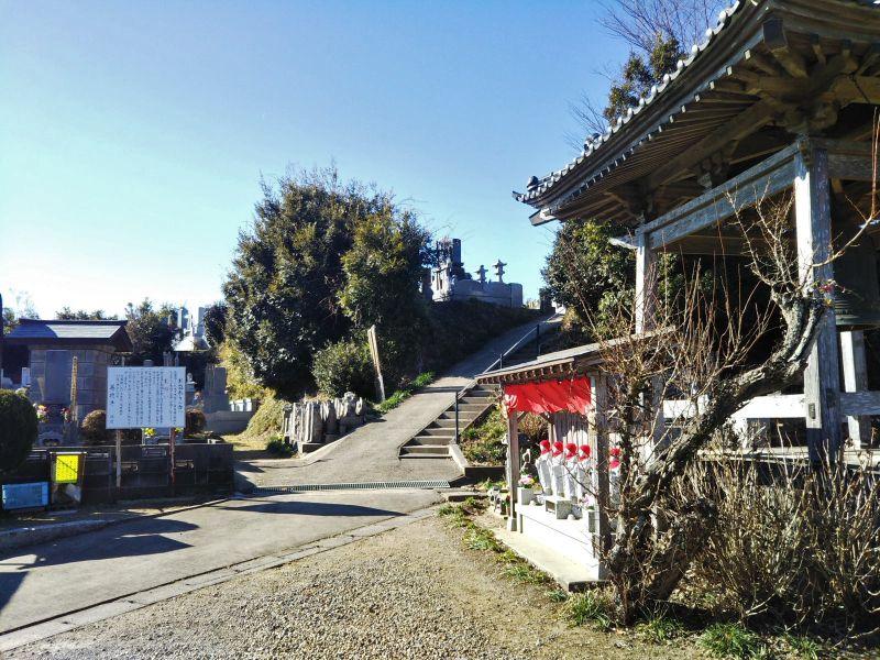 阿育王山 養徳寺