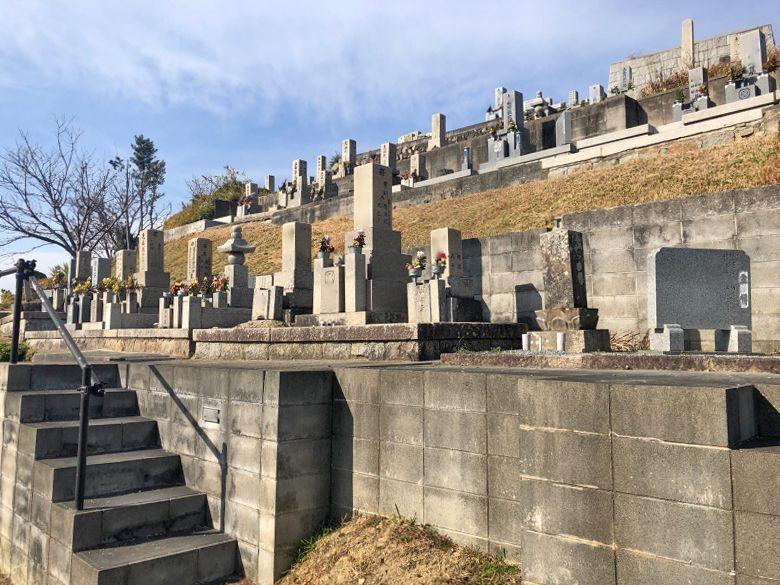 山田西共同墓地