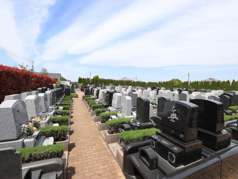 北本霊園 「永遠の絆」永代供養墓