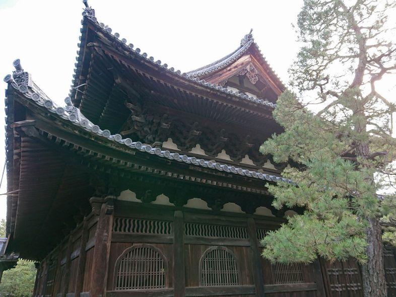 大徳寺塔頭総見院