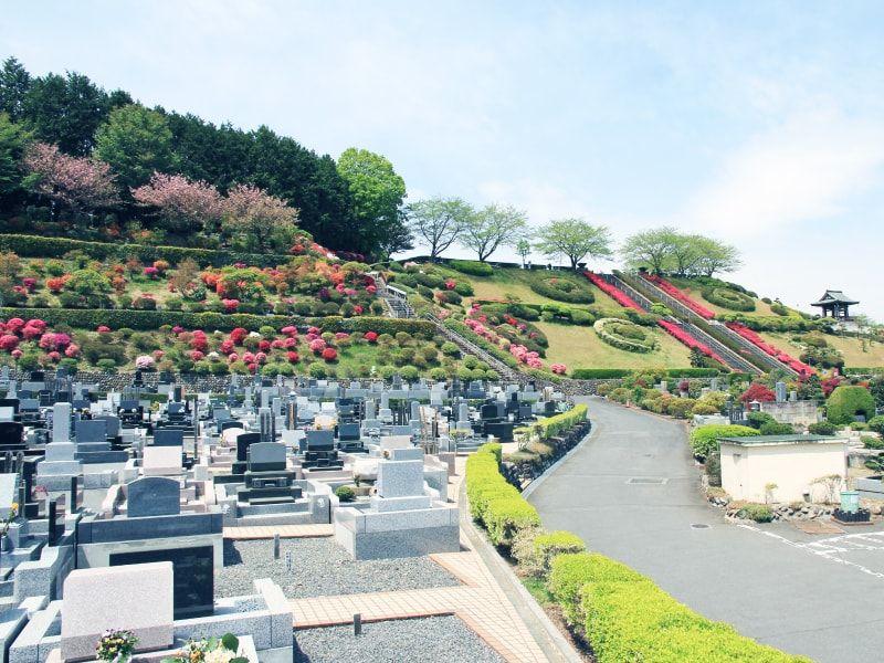 西多摩霊園のお墓区画