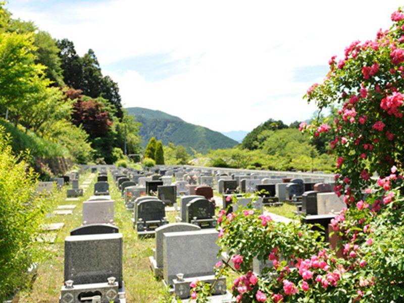 奥多摩霊園 永代供養墓