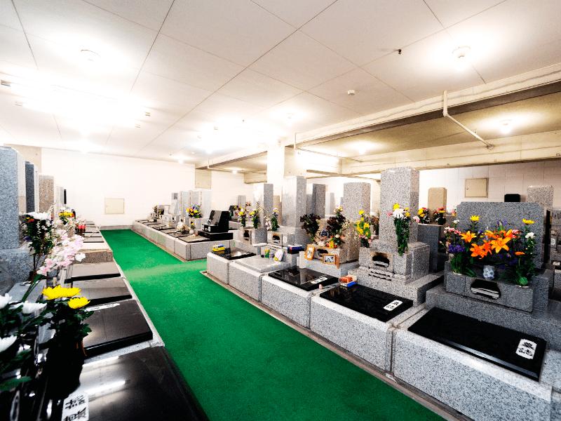 烏山墓苑 都市型屋内墓苑