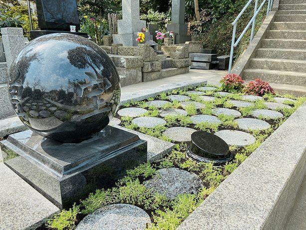 横須賀衣笠の郷樹木葬墓地
