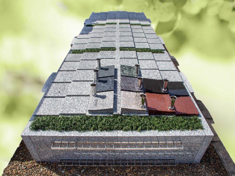 泊舩寺 樹木葬