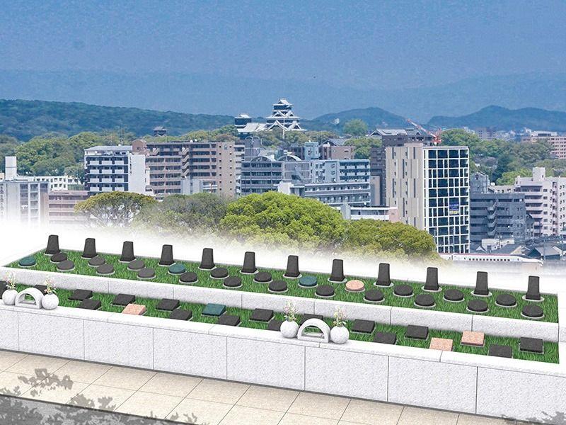 花岡山 天空樹木葬