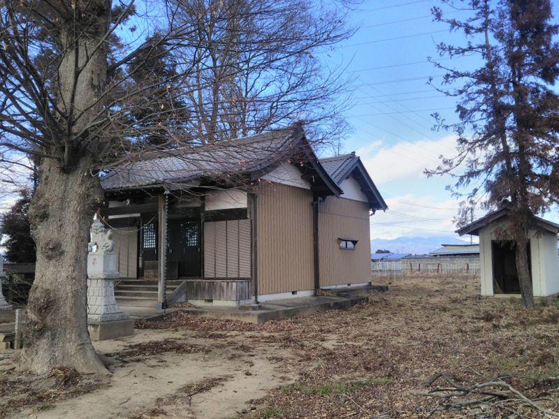 飯霊神社霊園