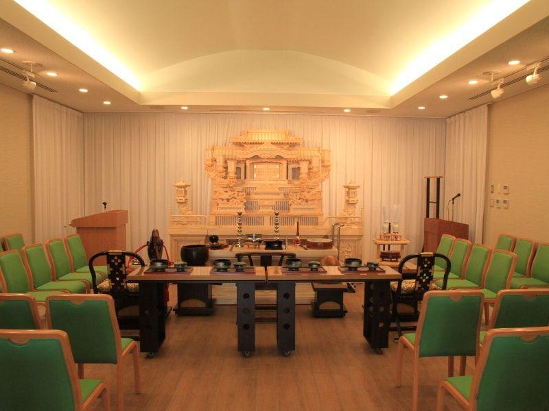 公営 稲城・府中メモリアルパーク 供養施設も完備