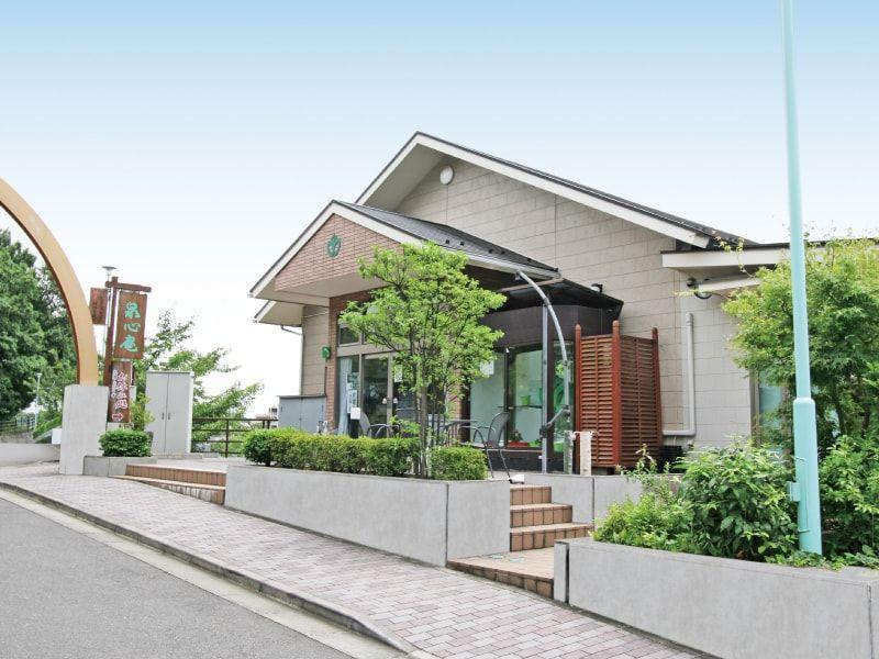 町田いずみ浄苑内にある法要施設「泉心庵」