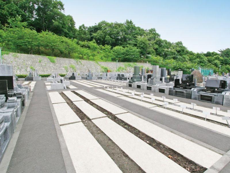町田いずみ浄苑の一般墓空き区画