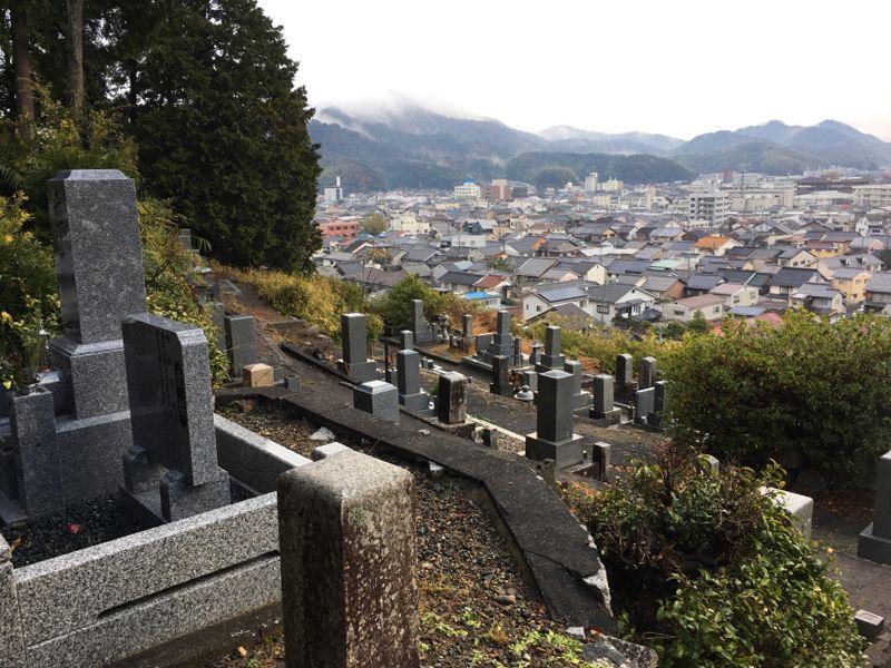 本行寺霊園