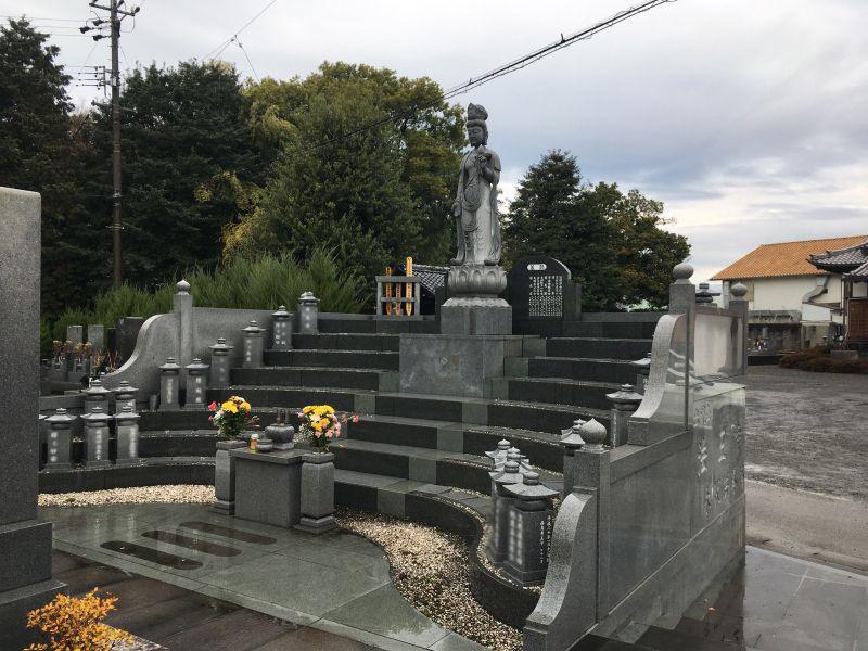 法王寺墓苑