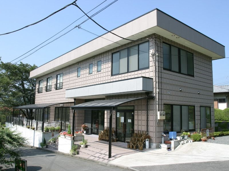 萩霊園 管理事務所