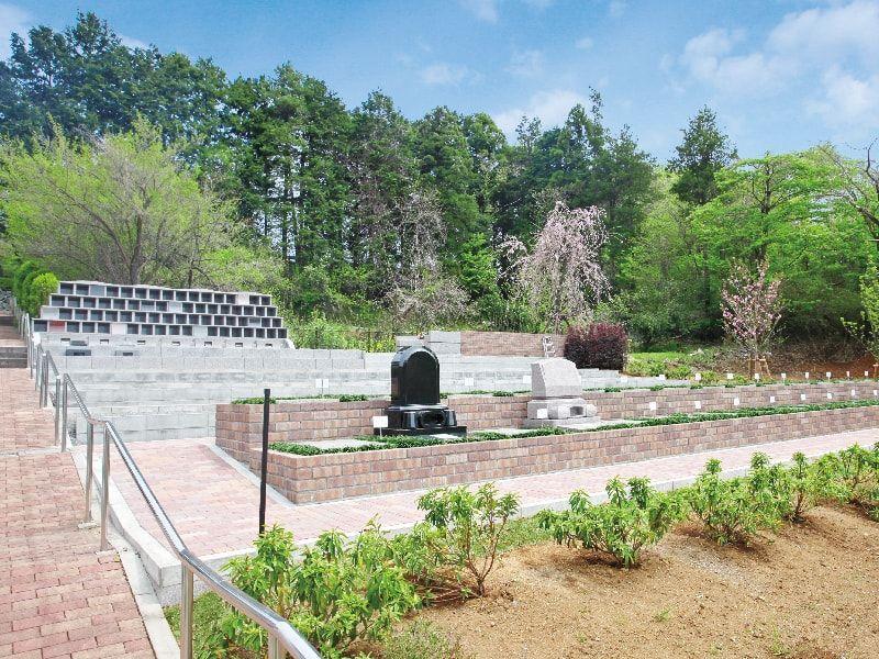 武蔵岡霊園 テラス墓所
