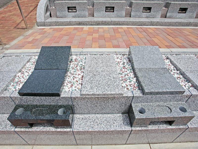 武蔵岡霊園 永代供養墓「レガーメ(絆)」個別墓型期限付き
