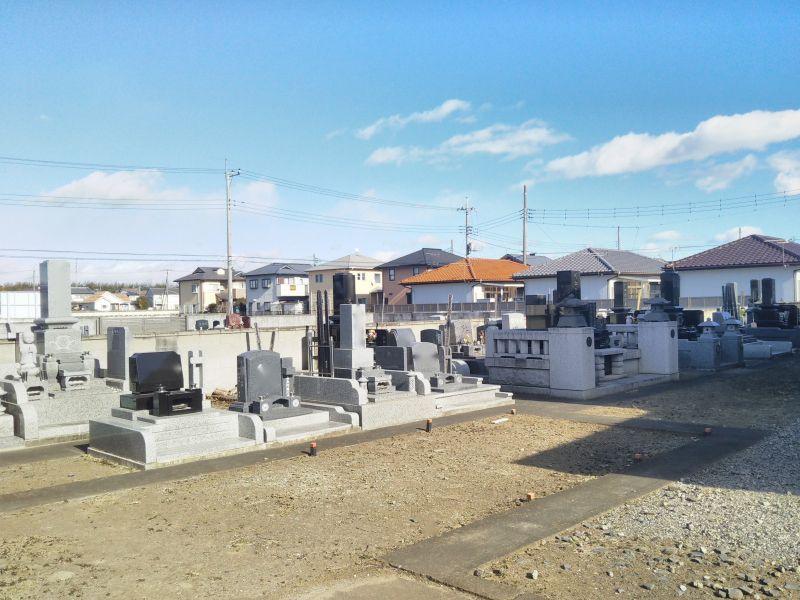 普門寺墓地