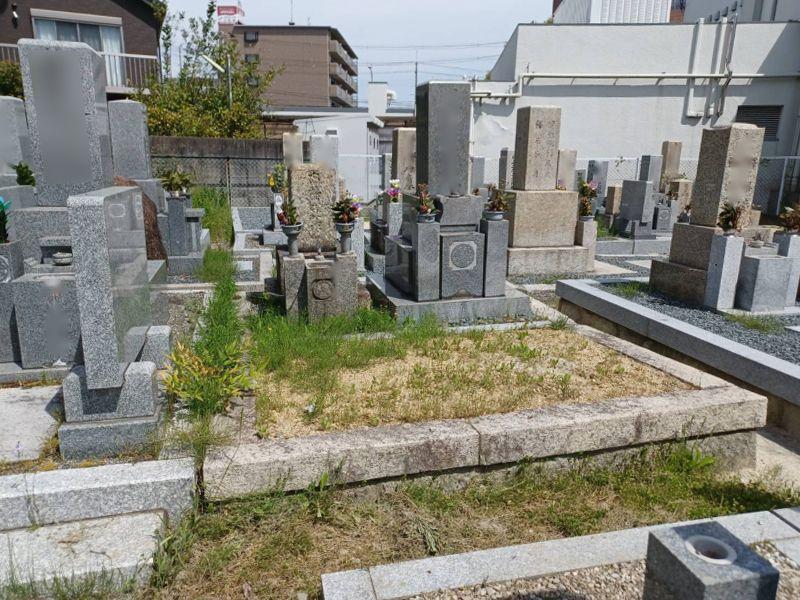 平池共同墓地