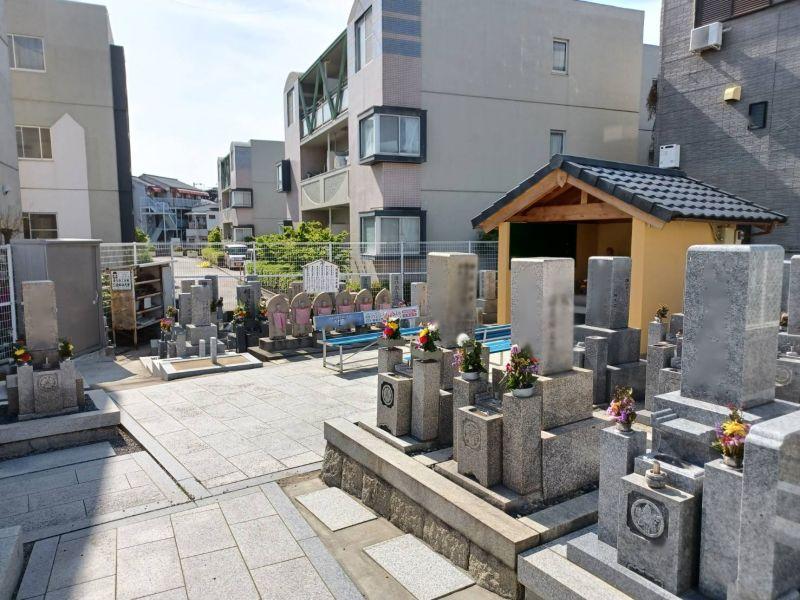 下神田共同墓地