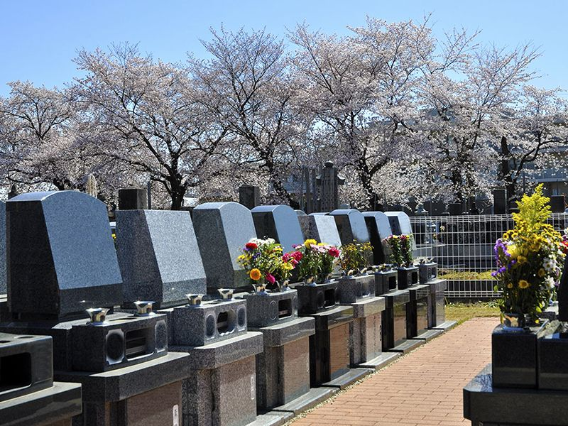メモリアルパーク伊奈 一般墓