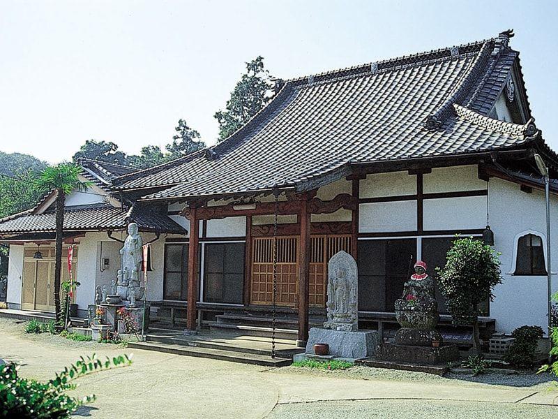浄泉院墓苑 法要施設