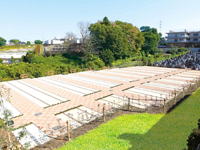 川口霊園 かわぐちの杜 一般墓