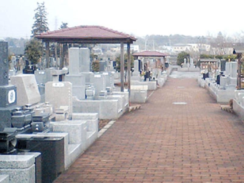 所沢欅聖地霊園 一般墓