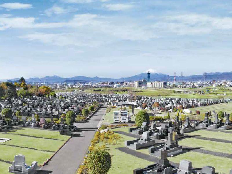 湘南公園墓地茅ヶ崎霊園 一般墓