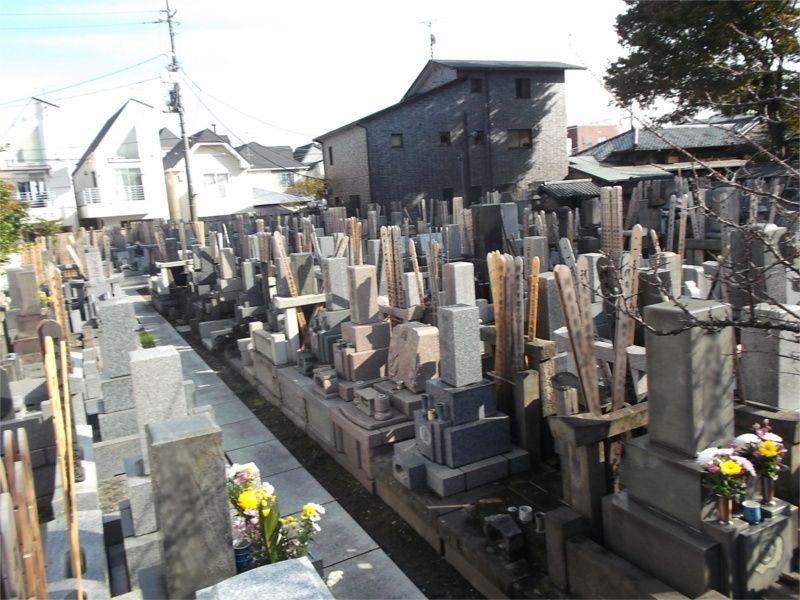 西円寺 一般墓所