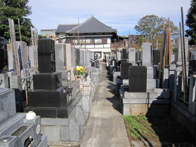 圓勝院墓苑(円勝院墓苑) 一般墓所