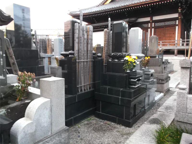 仲台院 一般墓所