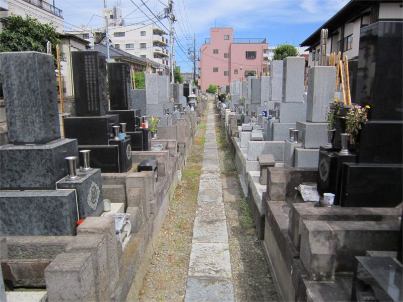 宣要寺 一般墓所
